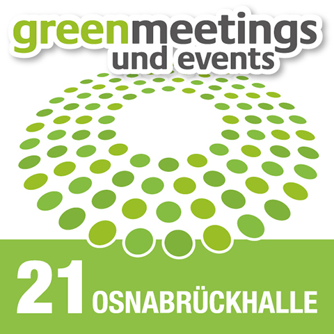 greenmeetings und events 2021