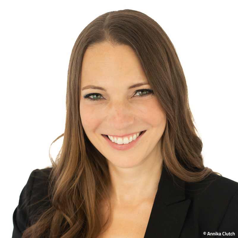 GCB FutureTalks - Annika Clutch
